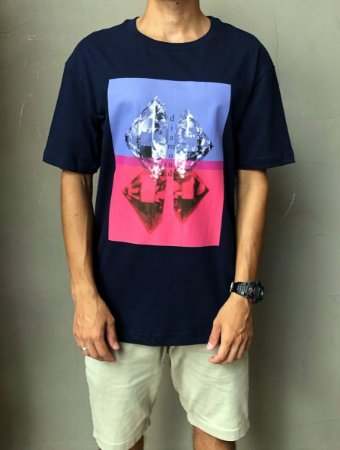 Camiseta Diamond Duplicated