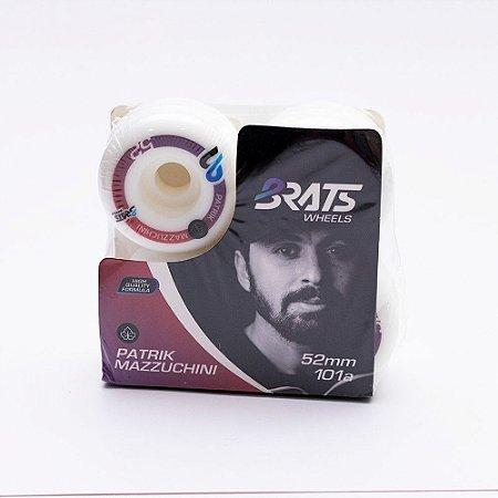 Jogo de Roda Bratz Patrick Mazzuchini 52mm 101A