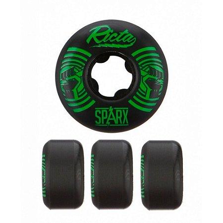 Jogo de Roda Ricta Wheels 50mm Sparx