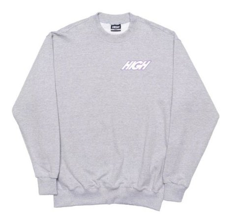 MOLETOM HIGH CREWNECK CREW 2.0