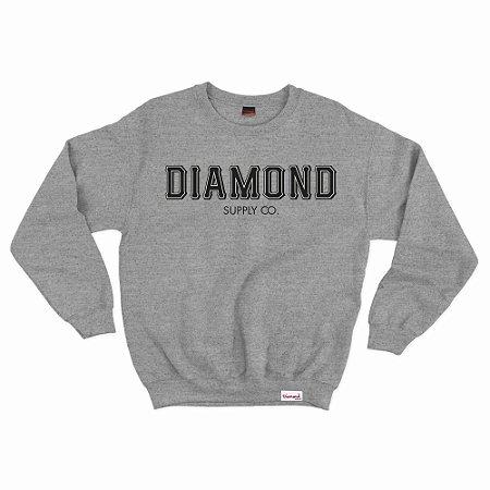 SWEATSHIRTS SF DIAMOND FLEECE
