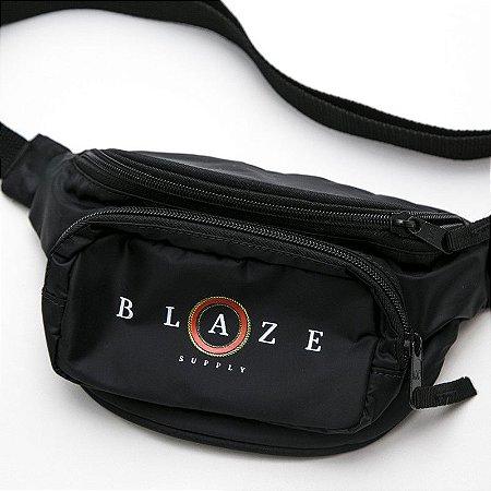 POCHETE BLAZE ROPE BLACK