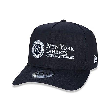BONÉ NEW ERA 9FORTY K-FRAME MLB NEW YORK YANKEES MARINHO