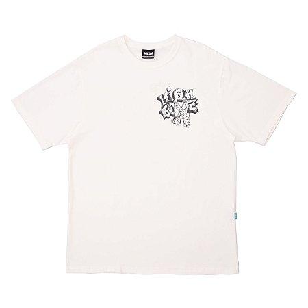 Camiseta High Company Tee_Slingshot_White