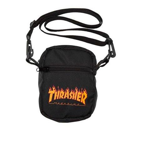 SHOULDER BAG THRASHER MAGAZINE LOGO