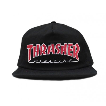 BONÉ THRASHER OUTLINED SNAPBACK