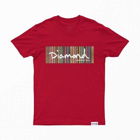 Camiseta Diamond Color Ply Box