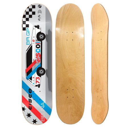 """Shape Cisco Skate Marfim Belina 8.25"""""""