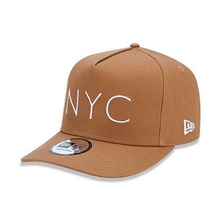 BONÉ NEW ERA 9FORTY NYC NEW YORK CITY KAKI