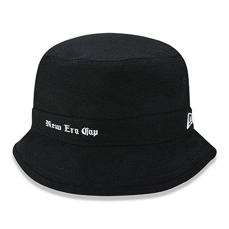 BUCKET BLACK SQUAD CAP BLK