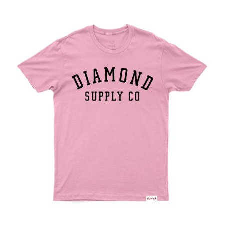 Camiseta Diamond Stencil