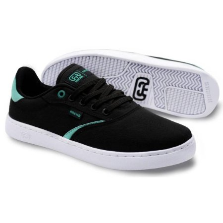 Tênis Hocks Trip Black/Mint