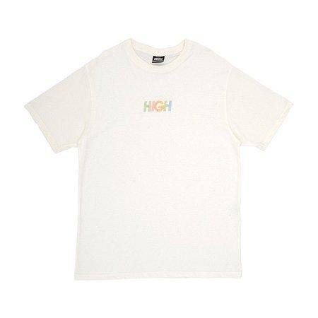 Camiseta High Dots White