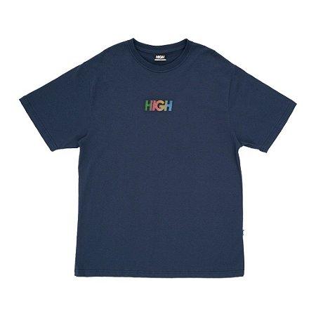 Camiseta High Dots Navy