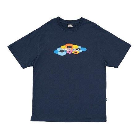 Camiseta High Flow Navy