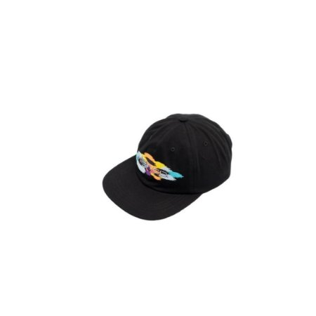 Boné High 5 panel Flow Black