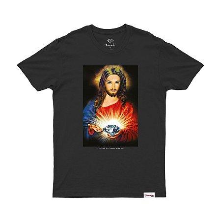 Camiseta Diamond Giver Black