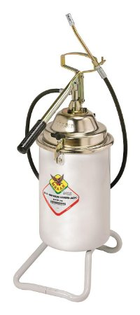 BOMBA MANUAL DE GRAXA COM ACIONAMENTO POR ALAVANCA CAP. 13 KG - 68012 RAASM