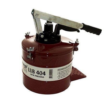 BOMBA DE MANUAL GRAXA - 4 KG - LUB 404