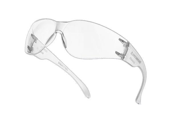 Óculos de Proteção Summer CA 19.176 Incolor DELTAPLUS- 10 unidades