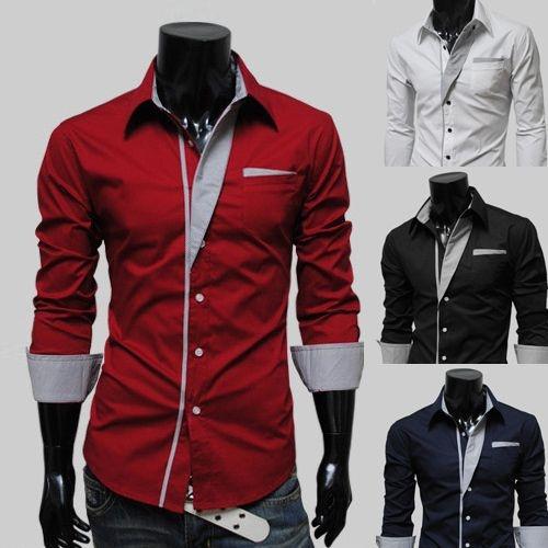 Camisa Social Designer