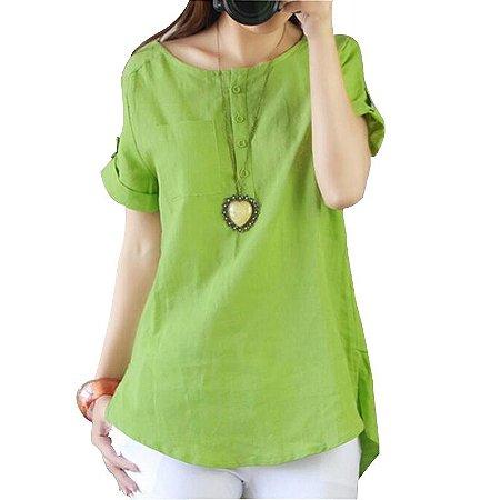Blusa Fashion Green
