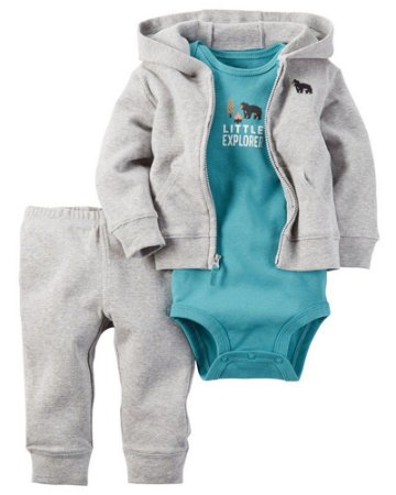 Conjunto Moletom Little Boy