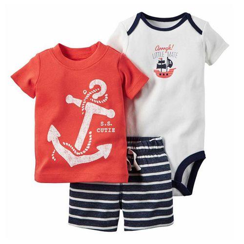 Conjunto Body Camisa e Bermuda SS Cutie