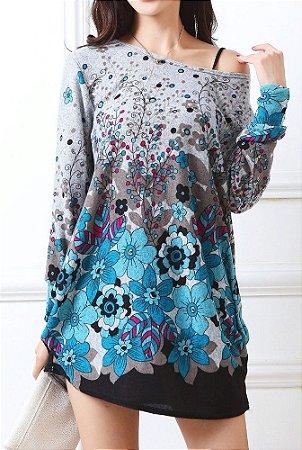 Vestido Moca Fashion