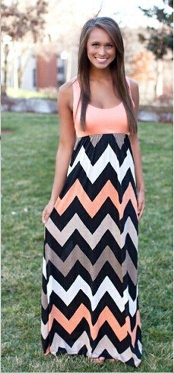 Vestido Longo Cores