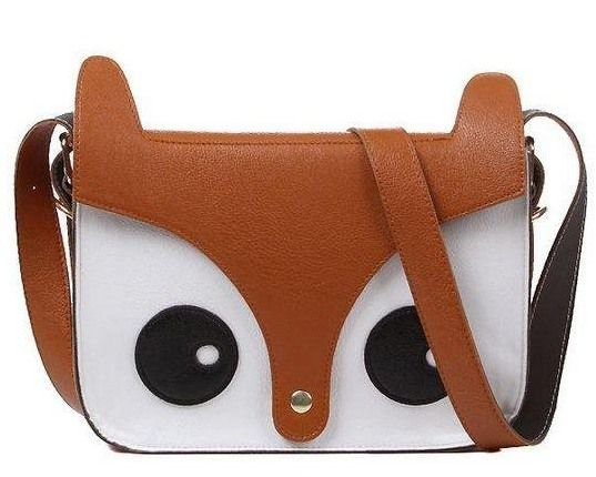 Bolsa Corujinha Fox