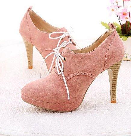 Sapato Fechado com Salto