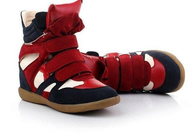 Sneaker Colorido