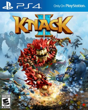 Knack 2 - Ps4 Mídia Digital