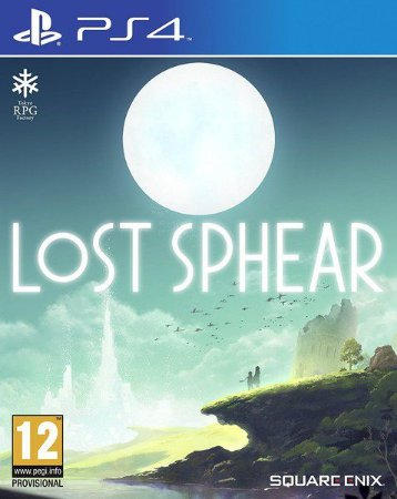 Lost Sphear Psn Ps4 Mídia Digital