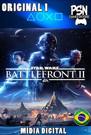 STAR WARS BATTLEFRONT 2 - PSN PS4 MÍDIA DIGITAL