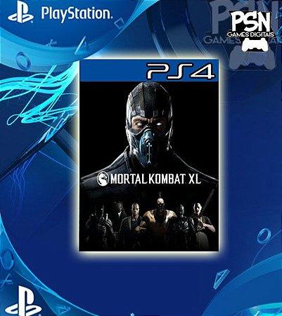Mortal Kombat XL - Ps4 Psn Mídia Digital