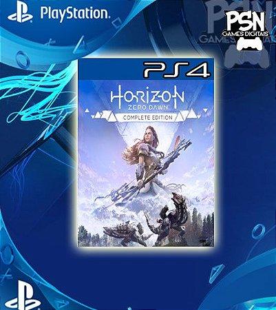 Horizon Zero Dawn Complete Edition - Ps4 Psn Mídia Digital