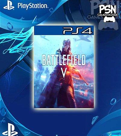 Battlefield V BF V - Psn Ps4 Mídia Digital