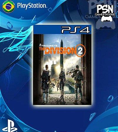Tom Clancy's The Division 2 - Psn Ps4 Mídia Digital