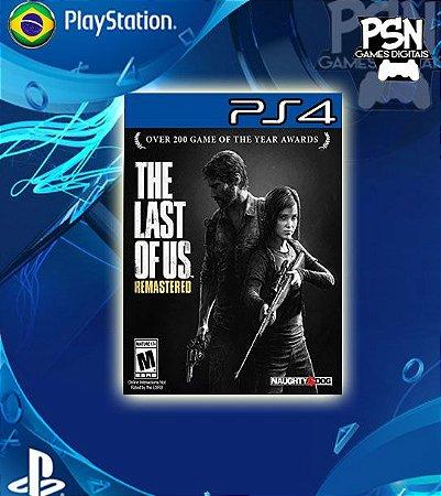 The Last Of Us Remastered - Psn Ps4 Mídia Digital