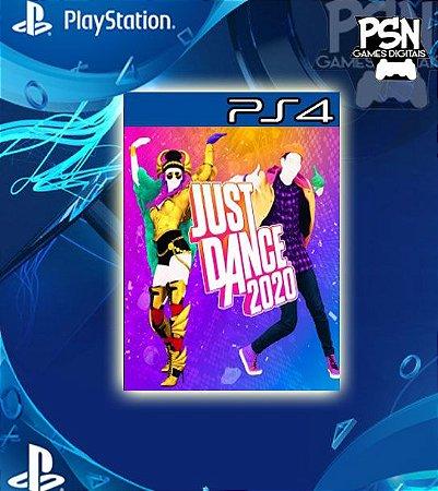 Just Dance 2020 - Psn Ps4 Mídia Digital