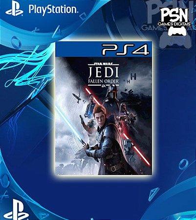 STAR WARS Jedi: Fallen Order - Psn Ps4 Mídia Digital