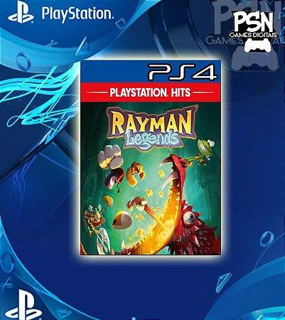 Rayman Legends - Psn Ps4 Mídia Digital