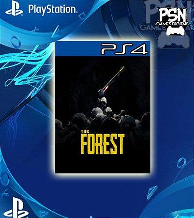 The Forest - Psn Ps4 Mídia Digital