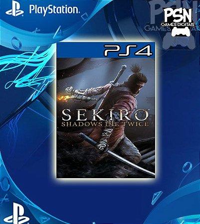 Sekiro - Psn Ps4 Mídia Digital