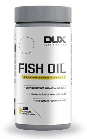 Fish Oil - 120 capsulas