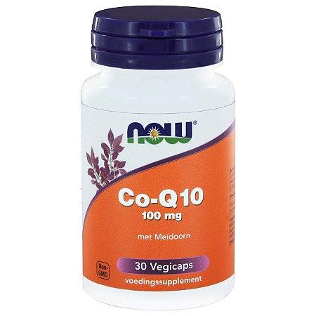COQ10 100mg - 50 Capsulas Gelatinosas