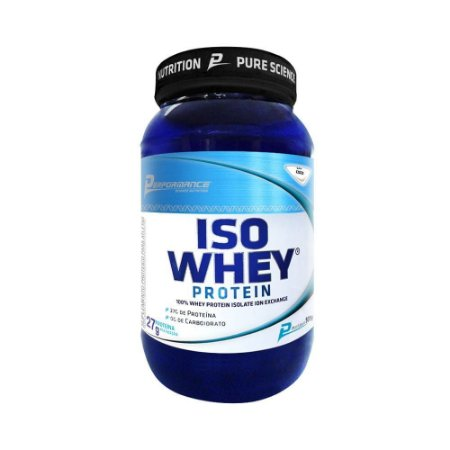Iso Whey Protein Coco 900g
