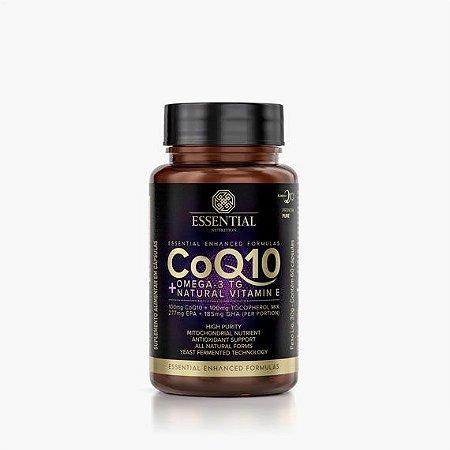 CoQ10 60 capsulas - Essential